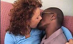 Sweet mature amateur milf housewife interracial cuckold