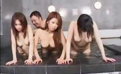 Hypnotized Asian Teens Get Fucked!