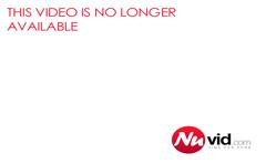 Busty asian babe jerks an hard cock