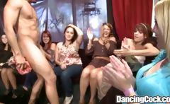 Dancingcock ALL OUT With Big Cock