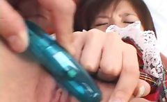 Sexy Teen Mayu Yamaguchi Takes Off Her