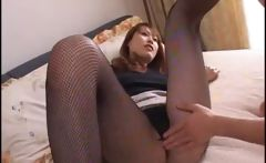 Amazing Japanese mature sex