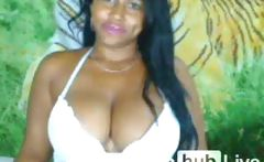 BigBlackTitsx From Pornhublive Masturbates